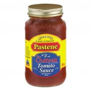 Pastene Chateau Restaurant Sauce