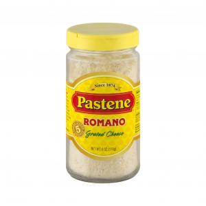 Pastene Grated Romano Cheese