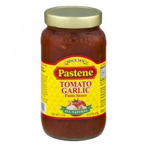 Pastene Tomato Garlic Pasta Sauce