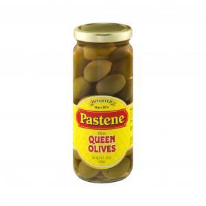 Pastene Plain Queen Olives