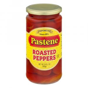 Pastene Roasted Peppers
