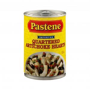Pastene Quartered Artichokes