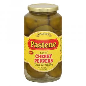 Pastene Cored Cherry Peppers