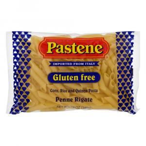 Pastene Gluten Free Penne Rigate Pasta