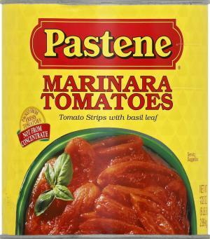 Pastene Marinara Tomato