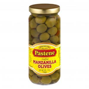 Pastene Stuffed Manzanilla Olives