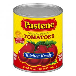 Pastene Kitchen Ready Chunky Tomatoes