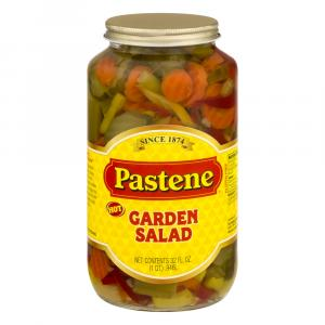 Pastene Hot Garden Salad