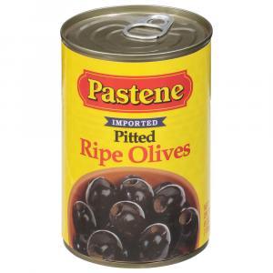 Pastene Extra Large Pitted Olives