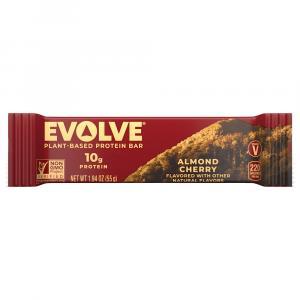 Evolve Plant-Based Protein Bar Almond Cherry