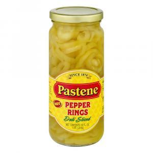 Pastene Hot Pepper Rings
