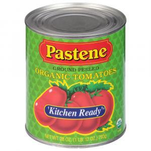 Pastene Organic Kitchen Ready Tomatoes