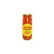 Pastene Sliced Sweet Garlic Peppers