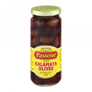 Pastene Pitted Kalamata Olives