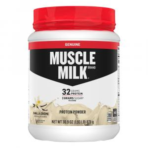 Muscle Milk Protein Powder Vanilla Creme