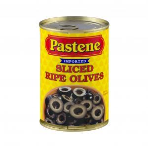 Pastene Sliced Ripe Olives