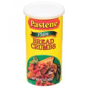 Pastene Plain Bread Crumbs