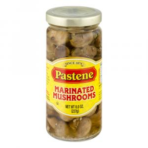 Pastene Marinated Mushrooms