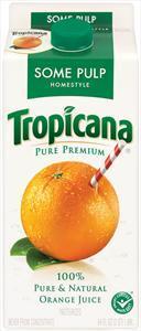 Tropicana Pure Premium Homestyle Orange Juice