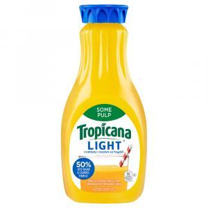 Tropicana Trop 50 Some Pulp Premium Orange Juice