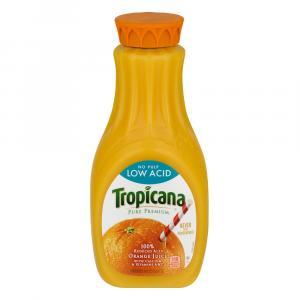 Tropicana Low Acid Pure Premium Orange Juice
