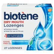 Biotene Lozenges