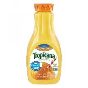 Tropicana Lots of Pulp Orange Juice with Calcium