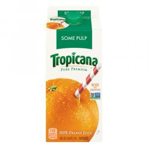 Tropicana Pure Premium Some Pulp Orange Juice