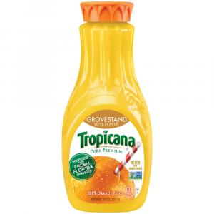 Tropicana Lots Of Pulp Pure Premium Orange Juice