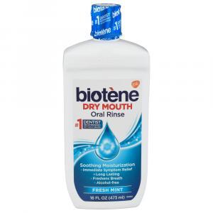 Biotene Anti-Bacterial Alcohol Free Mouthrinse