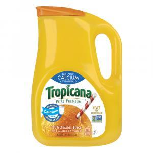 Tropicana Pure Premium Orange Juice w/Calcium