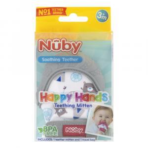 Nuby Happy Hands Teething Mitten