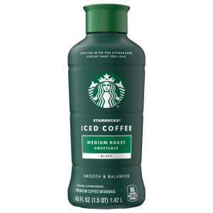 Starbuck Iced Coffee Medium Roast Subtly Sweet