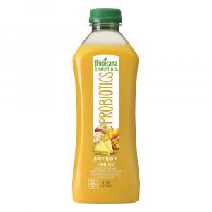 Tropicana Probiotics Pineapple Mango Juice