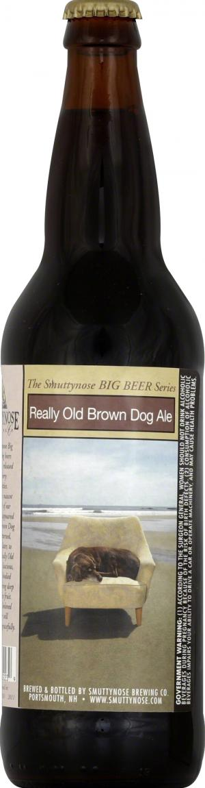Smuttynose Brown Dog Ale