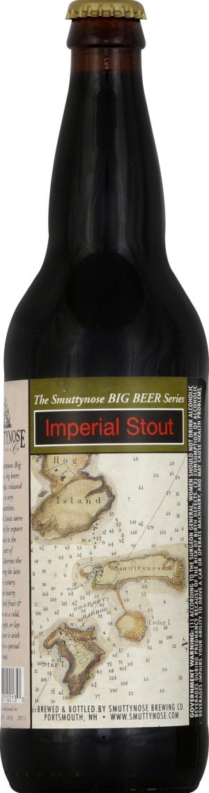 Smuttynose Imperial Stout