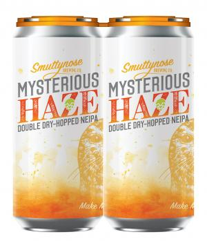 Smuttynose Brewing Co. Mysterious Haze