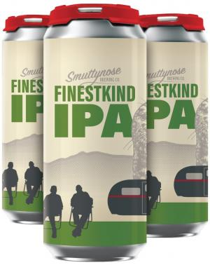 Smuttynose Brewing Co. Finest Kind IPA