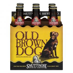 Smuttynose Old Brown Dog Ale