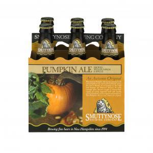 Smuttynose Seasonal Ale