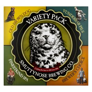 Smuttynose Variety Pack Sampler Ale