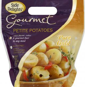 Side Delights Gourmet Petite Pure Gold Potatoes