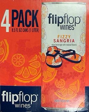 Flip Flop Fizzy Sangria