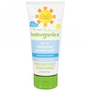 BabyGanics Sunscreen SPF50