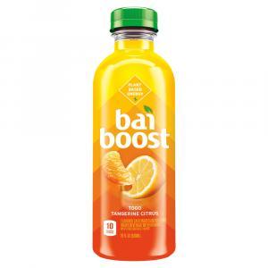 Bai Boost Tangerine Citrus