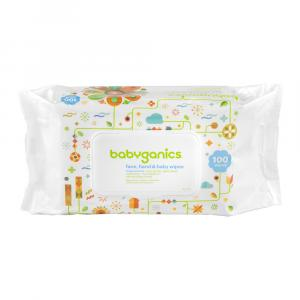 BabyGanics Fragrance Free Baby Wipes