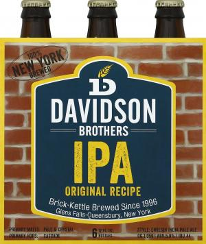 Davidson Bros. IPA