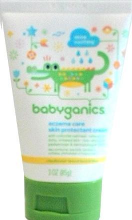 Babyganics Eczema Cream