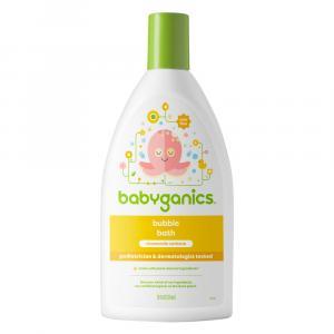 BabyGanics Bubble Bath w/Chamomile Verbena