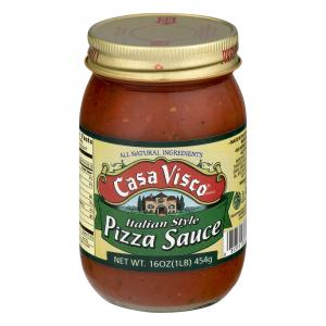 Casa Visco Natural Pizza Sauce
